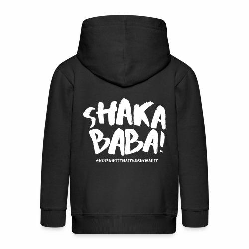 shaka - Lasten premium hupparitakki