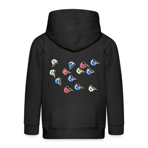 web1 4 - Chaqueta con capucha premium niño