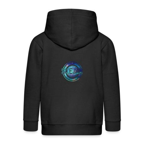 Official SKEJAZ Band Logo - Kids' Premium Zip Hoodie