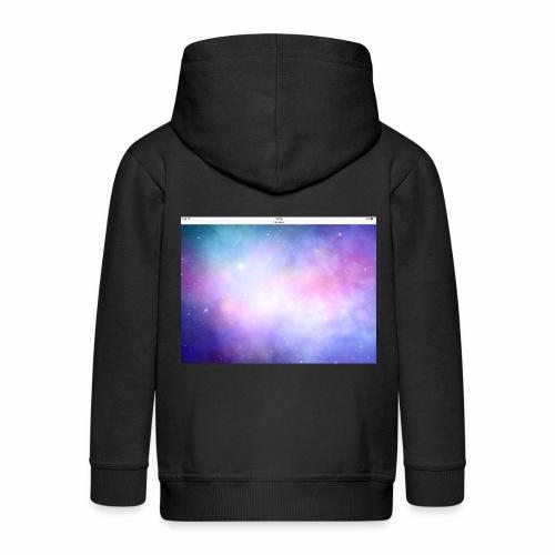 IMG 1395 - Kids' Premium Zip Hoodie