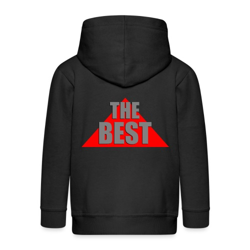 The Best, by SBDesigns - Veste à capuche Premium Enfant