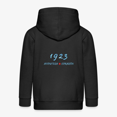 1923 - Chaqueta con capucha premium niño