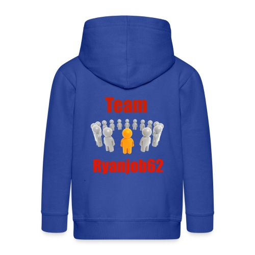 Ryanjob62 - Kids' Premium Zip Hoodie