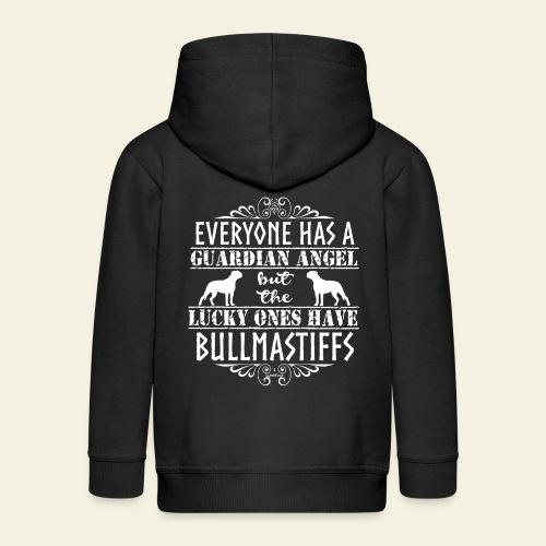 Bullmastiff Angels - Lasten premium hupparitakki