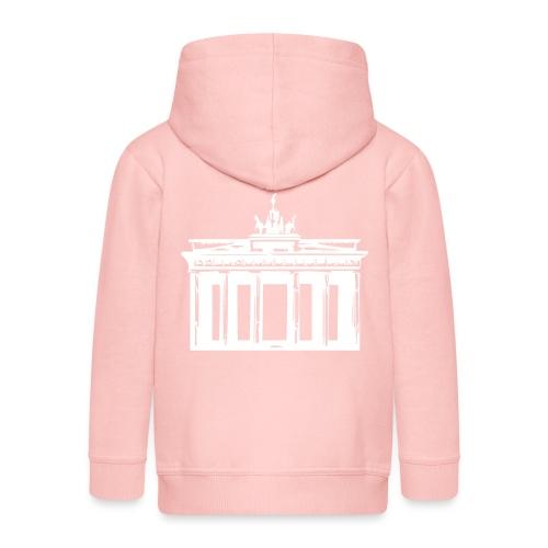 Brandenburger Tor - Kinder Premium Kapuzenjacke