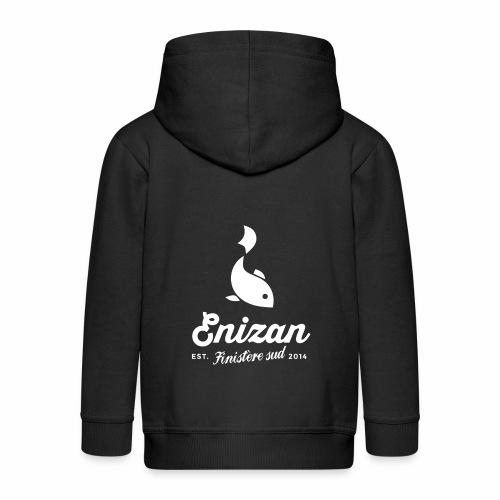 ENIZAN-LOGO - Veste à capuche Premium Enfant