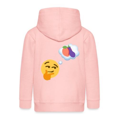 Johtaja98 Emoji - Lasten premium hupparitakki
