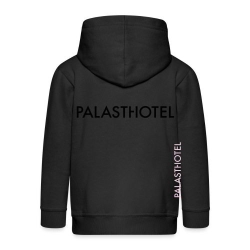 Palasthotel - Kinder Premium Kapuzenjacke