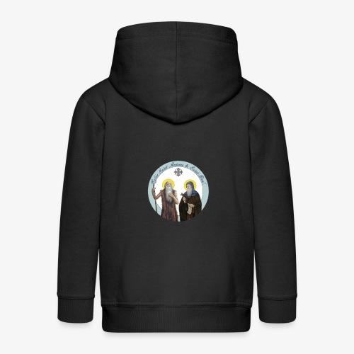 logo de l'eglise - Veste à capuche Premium Enfant