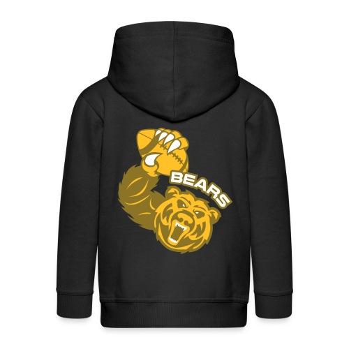 Bears Rugby - Veste à capuche Premium Enfant
