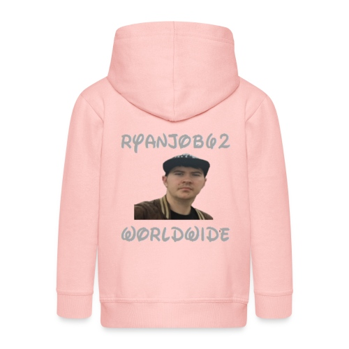 Ryanjob62 Worldwide - Kids' Premium Zip Hoodie