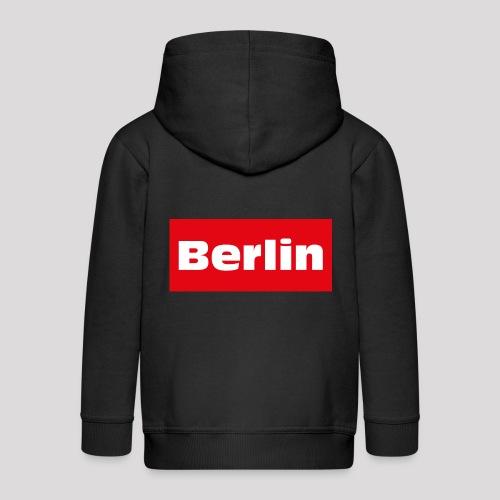 Berlin - Kinder Premium Kapuzenjacke