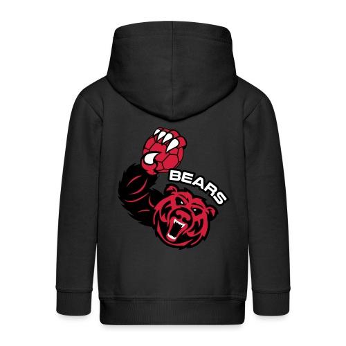 Bears Handball - Veste à capuche Premium Enfant