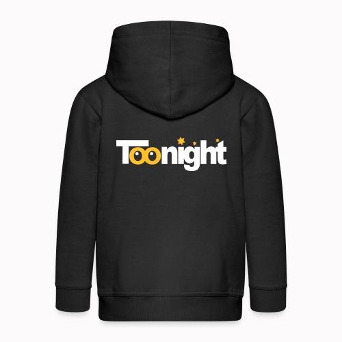 toonight - Felpa con zip Premium per bambini