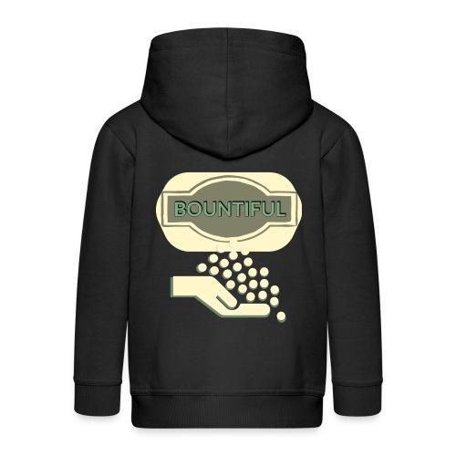 Bontifull - Kids' Premium Zip Hoodie