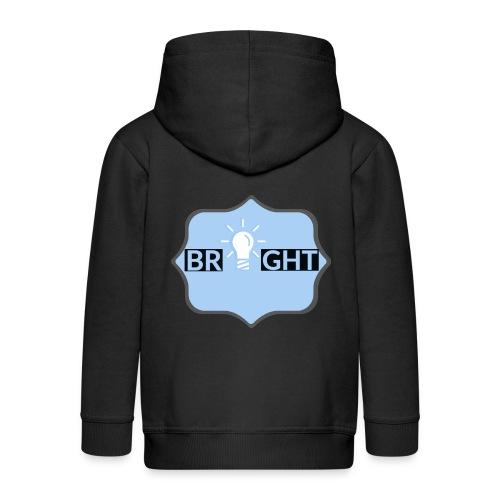 Bright - Kids' Premium Hooded Jacket