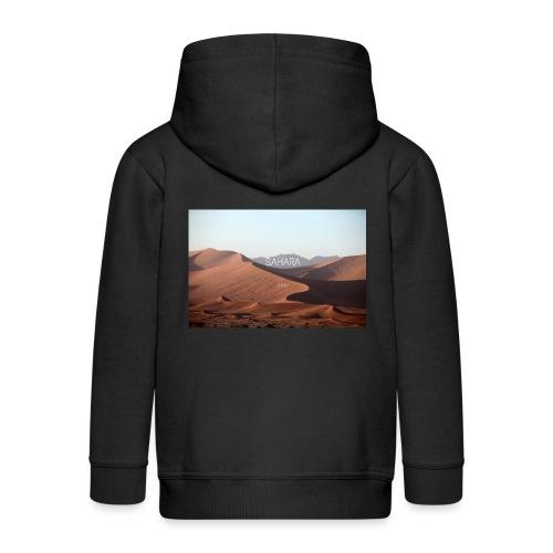 Sahara - Kids' Premium Hooded Jacket