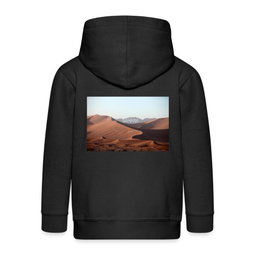 Sahara - Kids' Premium Zip Hoodie