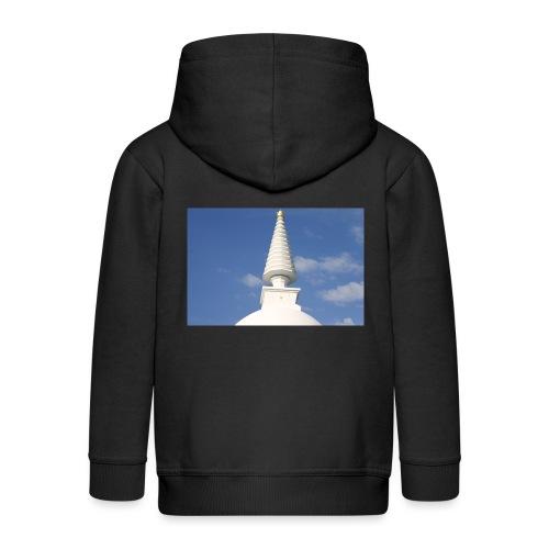 Stupa in Zalaszántó [2] - Kinder Premium Kapuzenjacke