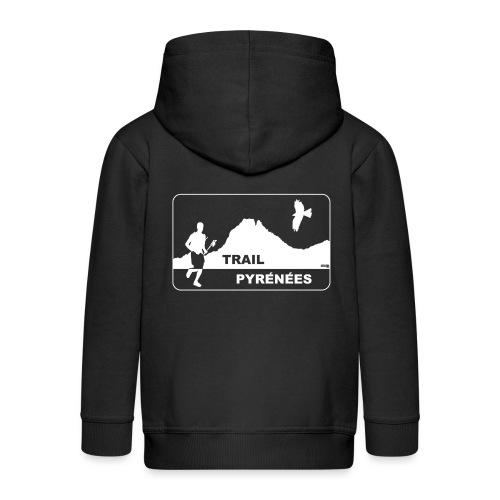 Trail Pyrénées V4 - Veste à capuche Premium Enfant