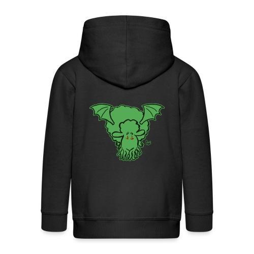 Cthulhu Sheep - Kids' Premium Zip Hoodie