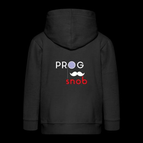 NUOVO3 png - Kids' Premium Zip Hoodie