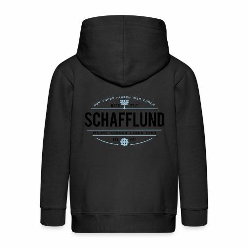 Schafflund - für Kenner 1 - Kinder Premium Kapuzenjacke