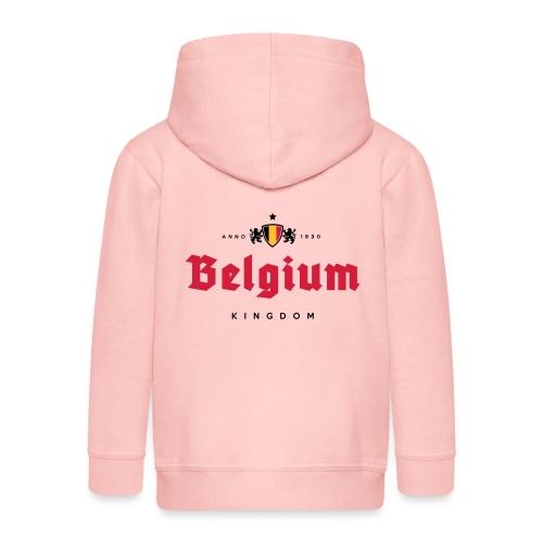 Bierre Belgique - Belgium - Belgie - Veste à capuche Premium Enfant