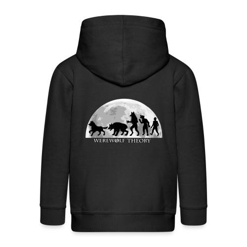 Werewolf Theory: The Change - Kids' Premium Hooded Jacket
