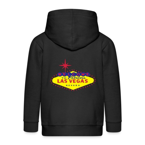 Create your own Las Vegas t-shirt or souvenirs - Kids' Premium Zip Hoodie
