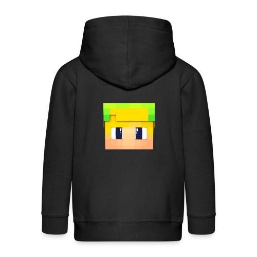 Yoshi Games Shirt - Kinderen Premium jas met capuchon