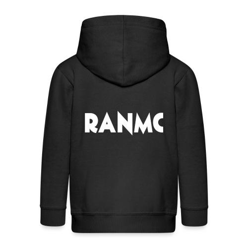 RANMC WIT png - Kinderen Premium jas met capuchon
