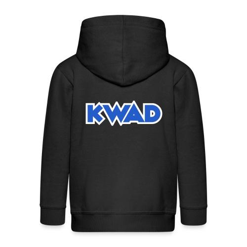 KWAD - Kids' Premium Zip Hoodie