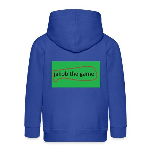jakob the game - Premium hættejakke til børn