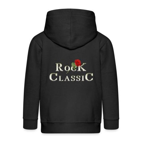 Rock Classic Rose - Kinder Premium Kapuzenjacke