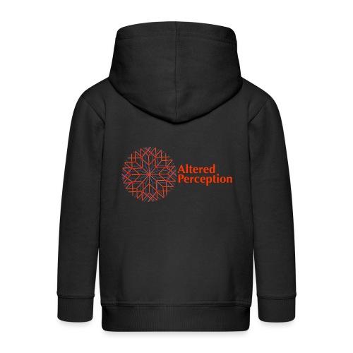 Altered Perception - Kids' Premium Zip Hoodie