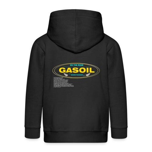 GASOIL - Veste à capuche Premium Enfant