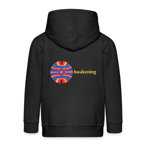Awakening - Kids' Premium Zip Hoodie