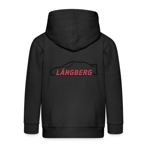 logotype Laengberg - Premium-Luvjacka barn