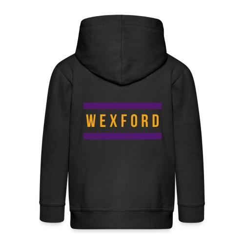 Wexford - Kids' Premium Zip Hoodie