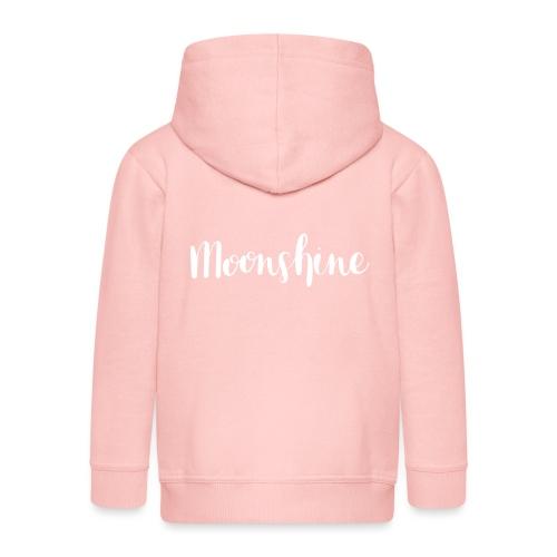 Moonshine - Kinder Premium Kapuzenjacke