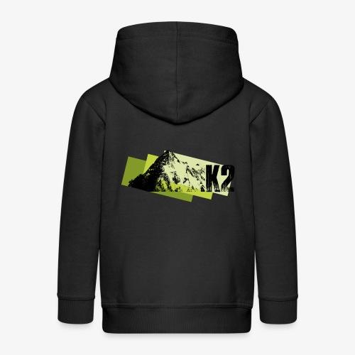 K2 - Kids' Premium Hooded Jacket