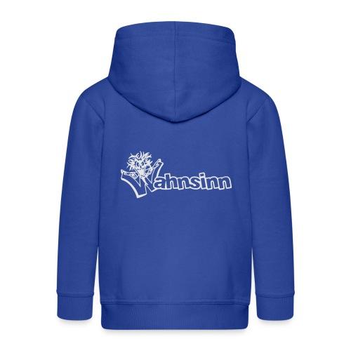 Wahnsinn Logo - Kinderen Premium jas met capuchon