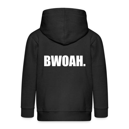Bwoah - Lasten premium hupparitakki