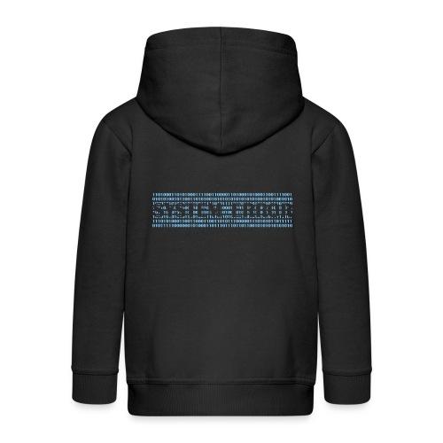 system error - Premium-Luvjacka barn