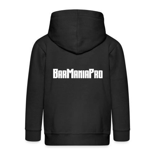 BarManiaPro - Kids' Premium Zip Hoodie