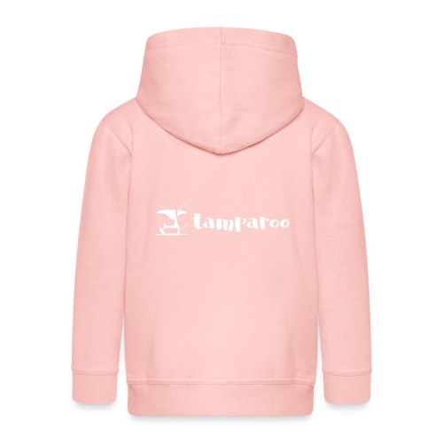 Tamparoo - Felpa con zip Premium per bambini