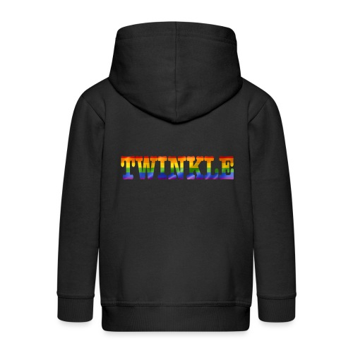 twinkle - Kids' Premium Zip Hoodie