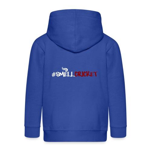 SmellCricket16 - Kids' Premium Zip Hoodie