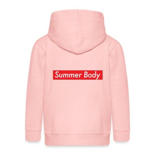 Summer Body - Veste à capuche Premium Enfant